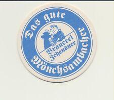 Bierdeckel Bierfilz Brauerei Zehendner 96138 MÖNCHSAMBACH Gerolzhofen Burgebrach