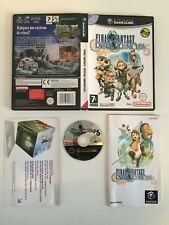 Jeu Nintendo Gamecube Final Fantasy Crystal Chronicles