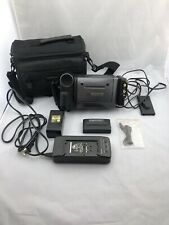 Sharp Vl-e35u 8mm Viewcam Liquid Crystal Video 307324912 Camera Lot Battery