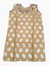 Handmade Regular Dresses for Women with Smocked