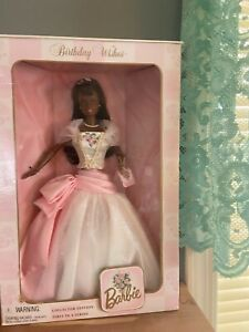 1998  BARBIE BIRTHDAY WISHES FIRST (AA)  IN THE SERIES   #21509