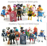 Playmobil Mystery Figures Series 14 9443 9444 Boy and Girl Choice NEW