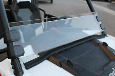 New Polaris RZR XP 1000, XP TURBO UTV HALF WINDSHIELD with QUICK Clamps