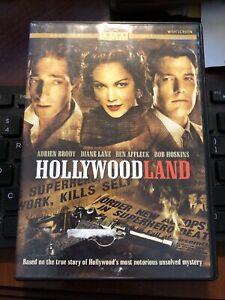 Hollywoodland (Widescreen Edition) - DVD - VERY GOOD