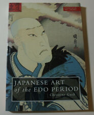 Japanese Art of the Edo Period BOOK Christine Guth, Everyman Art Library VG