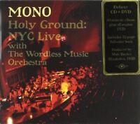 "MONO ""HOLY GROUND LIVE"" CD+DVD NEU"