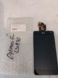 LG Optimus G LS970 LCD Screen Digitizer Black