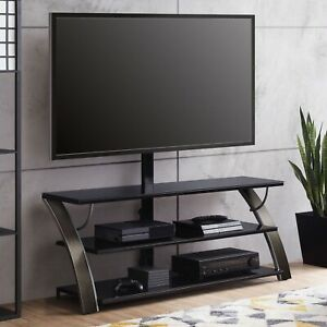 whalen payton 3-in-1 flat panel tv stand for TVs up to 65""