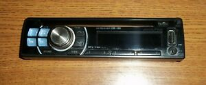 alpine cde-100 faceplate only UNTESTED