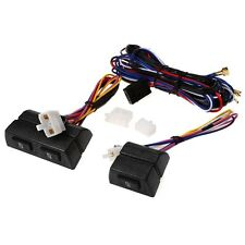 UNIVERSAL ELECTRIC POWER WINDOW SWITCH KIT FOR 2 DOOR CONVERSION 3 SWITCHES WK2S