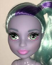 Monster High School Spirit Twyla Boogey Man Nude Fashion Doll NEW for OOAK Play