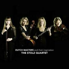 Dutch Masters and their Inspiration, The Stolz Quartet, Good Import