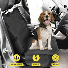 New listing Car Pet Dog Front Seat Cover Full Surround Waterproof Nonslip Protector Mat Pad