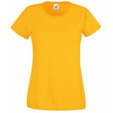 T-shirt, maglie e camicie da donna gialli taglia 44