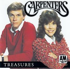 THE CARPENTERS : TREASURES / CD - TOP-ZUSTAND