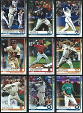 2019 Topps Update Assorted RC Rookie Cards...U Pick From List...FREE SHIPPING