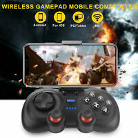 Wireless Bluetooth GamePad Mobile Game Controller Joystick For IOS Android Phone