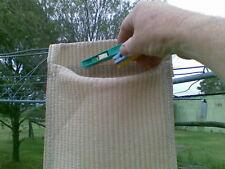 Clothes peg bag Sandstone (Large) for washing line