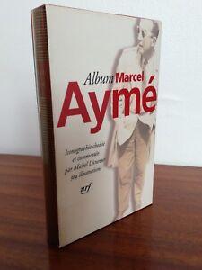 Album Marcel Aymé - Pléiade Nrf - 2001 - Complet - emboitage et rhodoïd