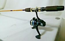 Eagle Claw Rod&Reel Combo New Old Stock, 4020 Reel/T202 Rod, Bass, Crappie, Pan