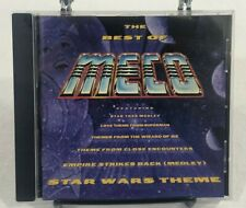 The Best Of Meco Movie Themes 1997 Mercury Records Star Wars Superman Star Trek