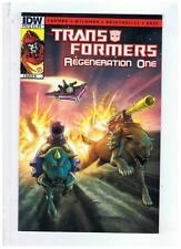 IDW Comics Transformers Regeneration One #92 NM June 2013