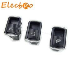 3pcs Single Window Switch for Mercedes Benz A B C E CLA CLS GLA ML SL 2049058102