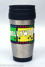 Stainless Steel Travel Mug with Filmstrip design - 4026