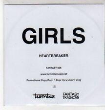 (BS300) Girls, Heartbreaker - DJ CD