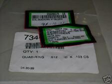 New Lam 734-006337-001 Quad-Ring 5/8Id Viton Seal
