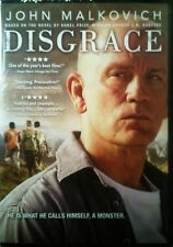 DISGRACE (2008) John Malkovich Jessica Haines Fiona Press Natalie Becker SEALED