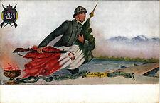 #FANTERIA DI LINEA: 281° REGGIMENTO - 1917 - 1919