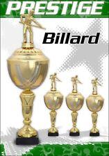3er Billard Pokalserie Pokale Billard GOLDEN PRESTIGE