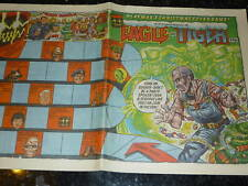 EAGLE & TIGER Comic - No 197 - Date 28/12/1985 - UK Comic