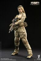 VERYCOOL A-TACS FG Women Soldier Jenner 1/6 VCF-2037B Action Figure