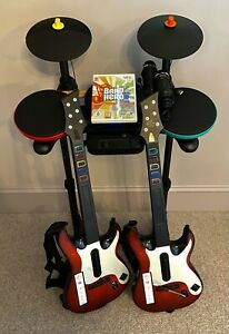 Band Hero (Nintendo Wii) including kit - Open to offers!