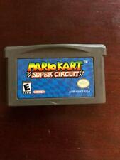 Mario Kart Super Circuit (Nintendo Game Boy Advance, 2001) - CART ONLY