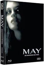 Mediabook May - La Modista des Todes LIMITED EDICIÓN BLU-RAY + DVD COVER C