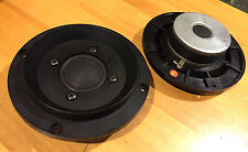 RCF MR 45 C COPPIA WOOFER MID MEDI 4 ohm QUALITA' TOP 40W RMS COME NUOVI