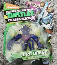 Teenage Mutant Ninja Turtles - Lord Dregg - figures TMNT Nickelodeon NEW