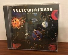 Yellowjackets - Dreamland New Sealed CD New Old Stock