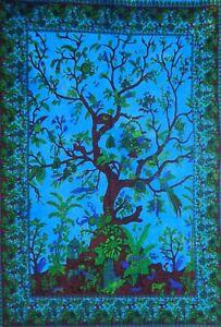 Tapestry Indian Mandala Yoga Mat Wall Hanging Bohemian Poster Small Home Decor