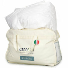 Piumino Bassetti d' Oca Bassetti Matrimoniale Pura Piuma Vergine Piumino