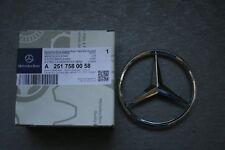 Original Mercedes-Benz W140 W251 Rear Trunk Boot Emblem Badge A2517580058