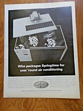 1965 Day & Night Air Conditioning Heating Water Heating Systems Ad