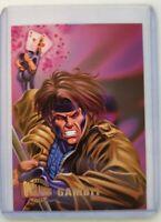 1996 Marvel Ultra Onslaught Gambit Base #6 SkyBox Fleer