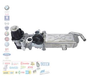 MODULO VALVOLA EGR RICIRCOLO GAS DI SCARICO AUDI A3 SEAT LEON VW GOLF VI 1.6 2.0