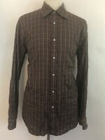 Men's PAUL SHARK YACHTING XL Plaid Multi Color Long Sleeve Button Front Shirt