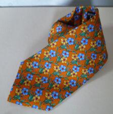 Cravatte en soie Charles Jourdan Made in France Très bon état