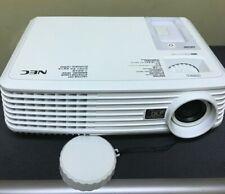 233 Lamp hours NEC NP200 Portable Projector XGA 2100 Lumens DLP Excellent Cond